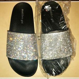 62c4f63d14f Madden Girl Shoes - Madden Girl Slides